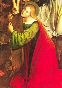 Maria-Magdalene-crucifixion